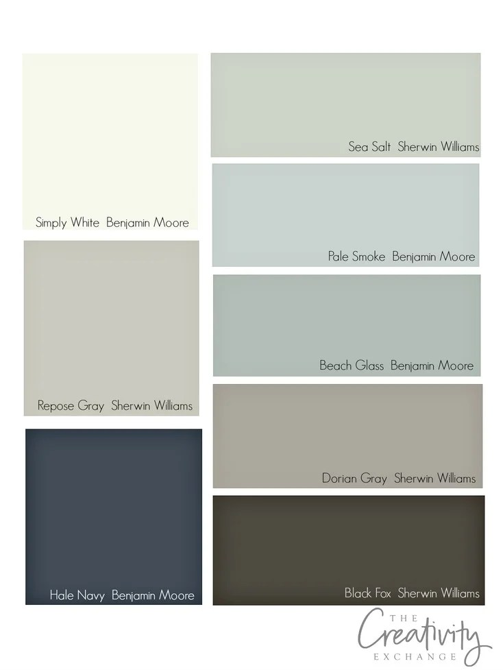 greenery above kitchen cabinets mission tips for choosing whole home paint color scheme