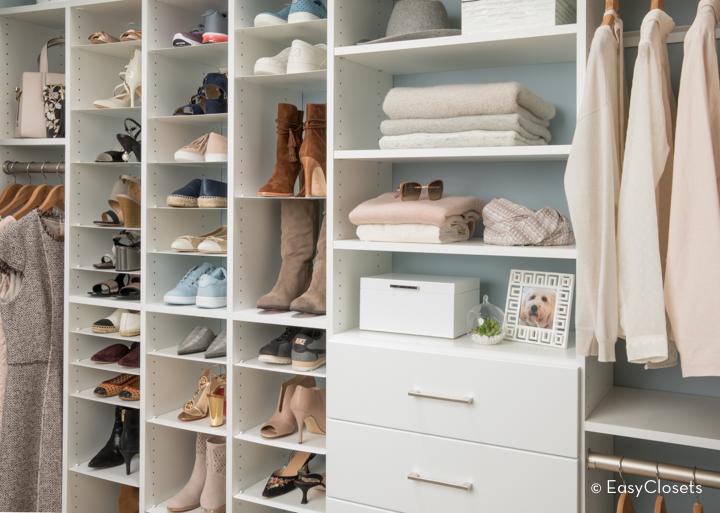 Exceptional Plan And Design A Custom Closet