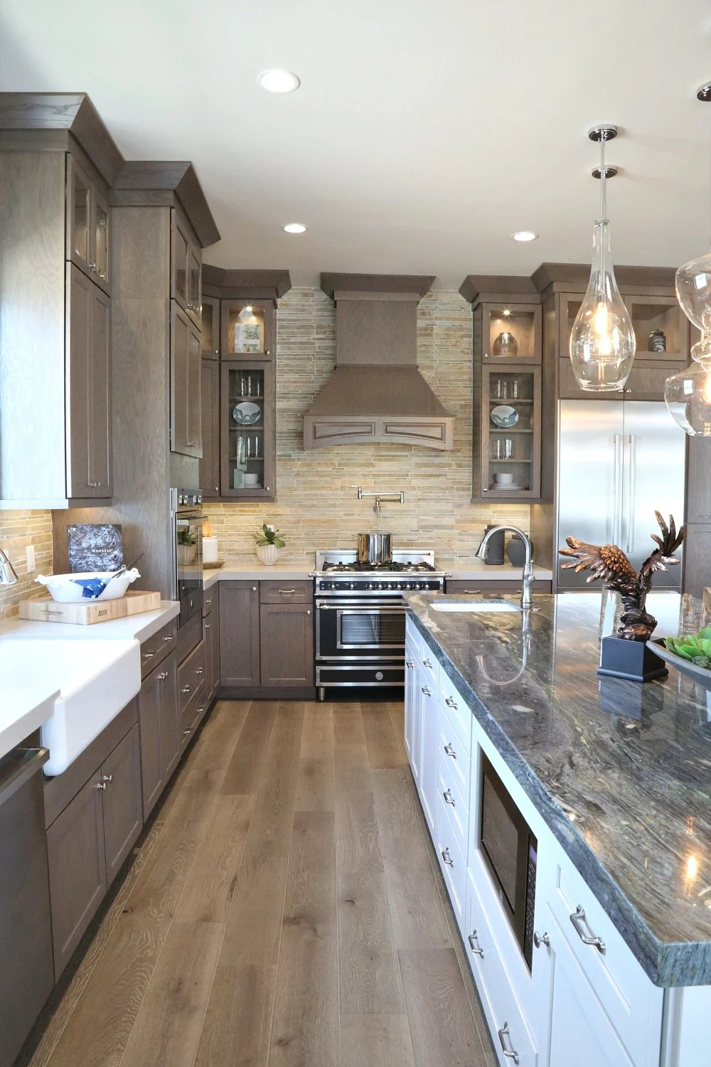 Our Best Tips For Staining Cabinets Or Re Staining