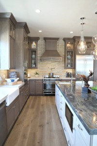 Our Best Tips for Staining Cabinets (or Re-Staining)