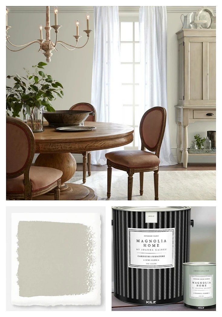 living room colors joanna gaines decorate black leather furniture 2018 paint color picks wall is gatherings from magnolia home by