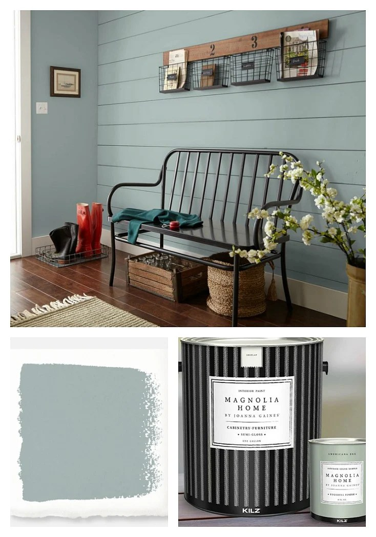 living room colors joanna gaines arm chairs for 2018 paint color picks rainy days via magnolia home by