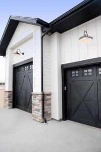 Modern Garage Door Designs