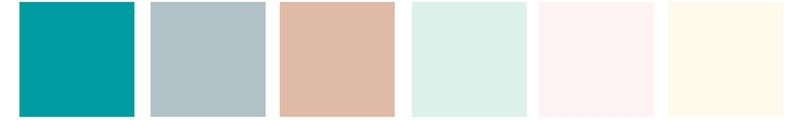 Tranquil - Color Inspiration