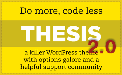 thesis font download