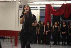 Jasmin Chavez solo