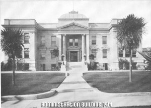 Administration Building 1914