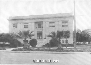 Science Hall 1914