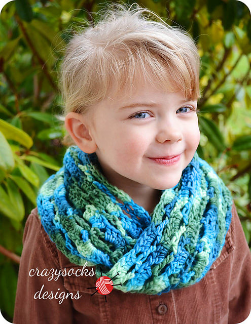 Amy Cowl by Danyel Pink Designs