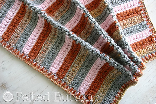 Arlington Blanket by Felted Button