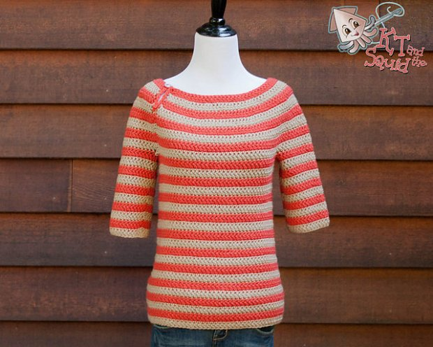 Baily Sweater by KT and the Squid
