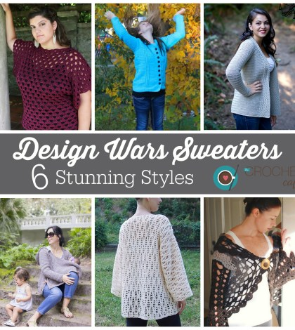 Design Wars Sweaters