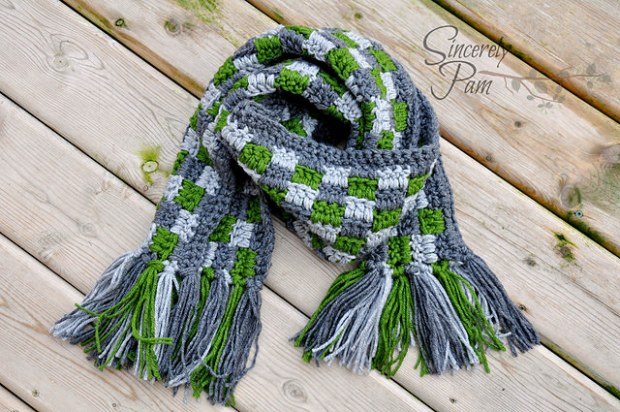 Griffin Scarf - Sincerely Pam