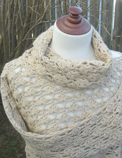 Petunia Cowl by ACCROchet