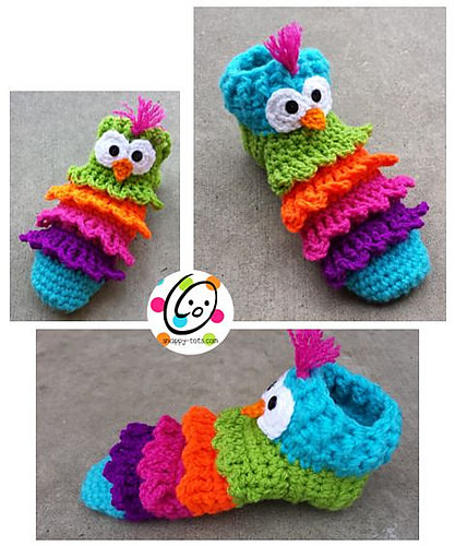 Snappy Slippers by Snappy Tots