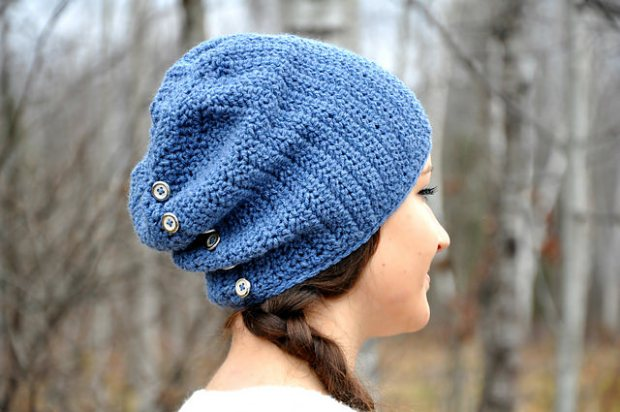 Steff Slouch by Sincerely Pam