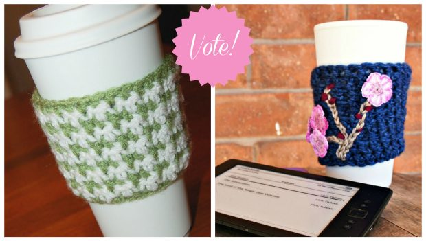 Coffee Cozy Friday Face-off