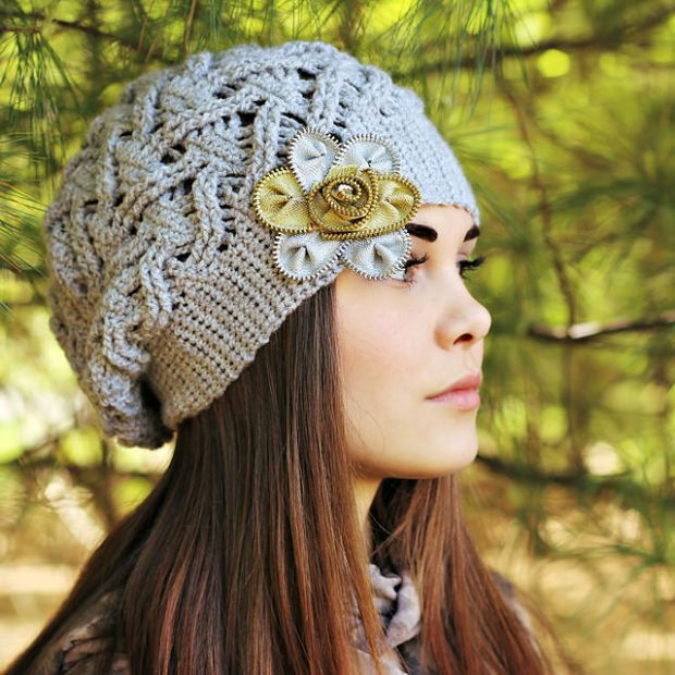 Isabella Slouch by CrocheTrend