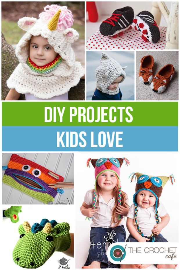 DIY Projects Kids Love (Blog)