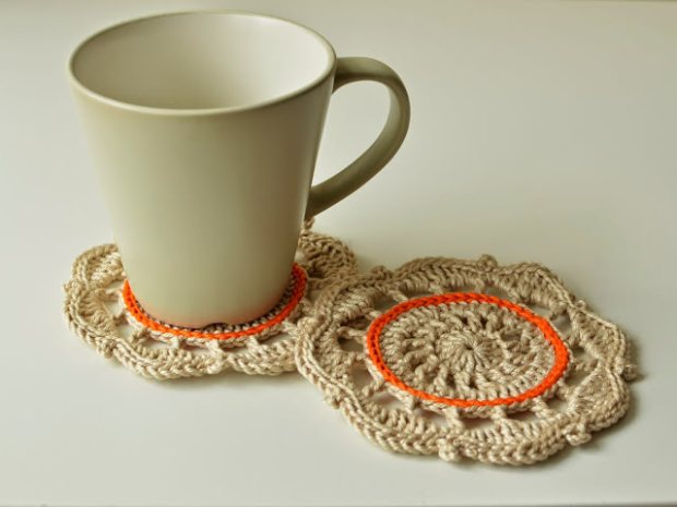 Free Coaster by Lilla Bjorn Crochet