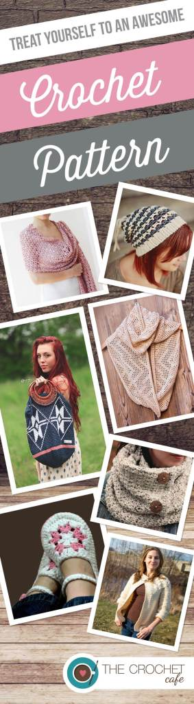 Treat Yourself to an Awesome Crochet Pattern (Pinterest)