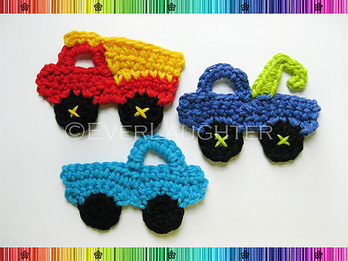Truck Applique by Everlaughter