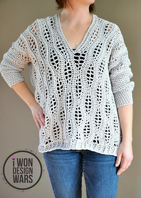 Salena Sweater by Sincerely Pam