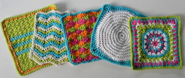 Glamour Cotton Washcloth Collection by Glamour4You