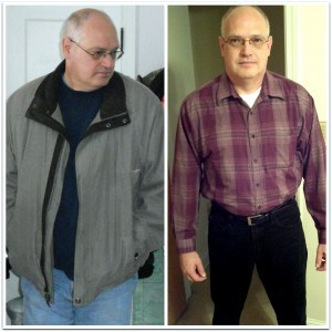 Brian Ruschmeier - before, after