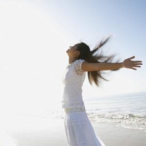 sun-female-beach-white