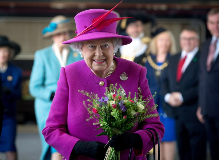 David Beckham has high praise for The Queen in the ITV documentary for her 90th birthday. Splash