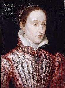 Mary Queen of Scots was on the receiving end of her cousin's poltics. via Wikimedia Commons