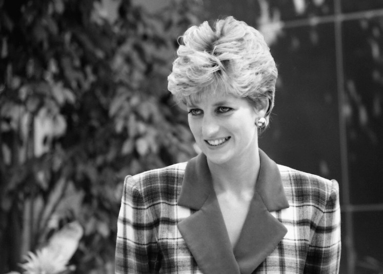 Diana, Princess of Wales, died 20 years in 2017 and her sons want to mark her with a memorial garden.