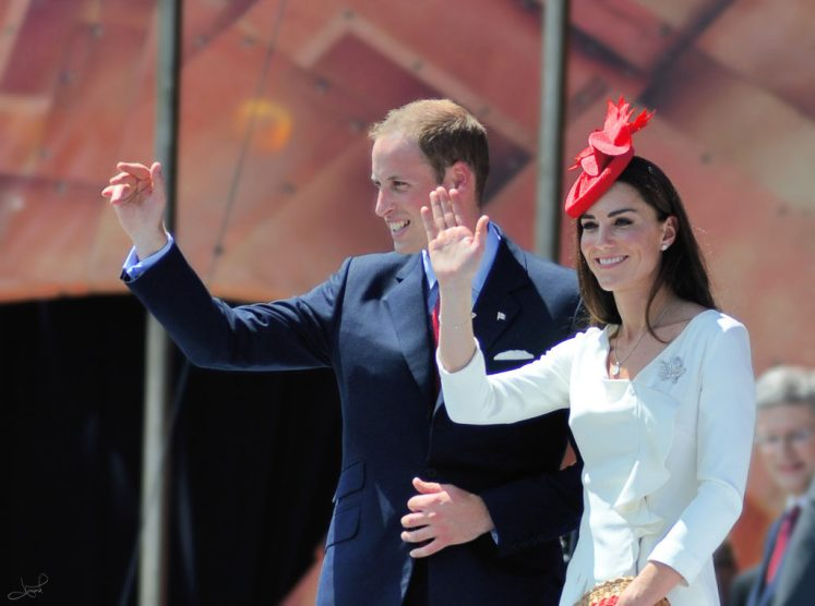 William and Kate will visit Canada later this year (Heather)