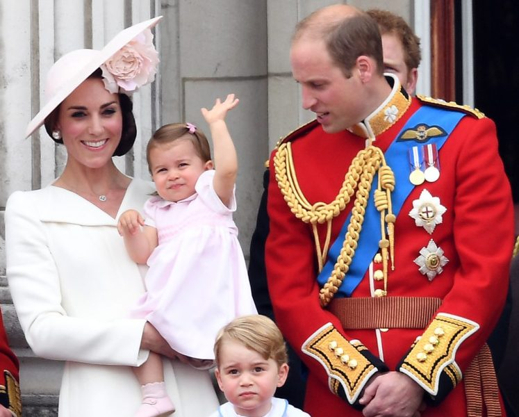 The family of four - William, Kate, George and Charlotte - will be going to Canada together. Andrew Parsons / i-Images