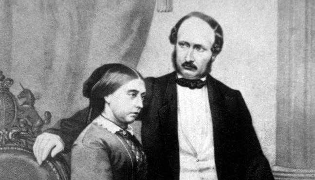 Victoria and Albert: a Royal love story
