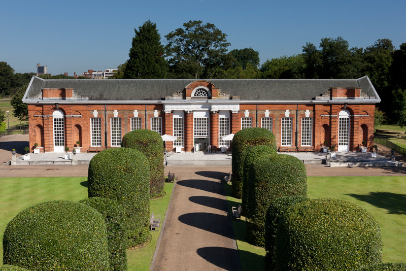 Basement expansion at Kensington Palace NOT for William and Kate
