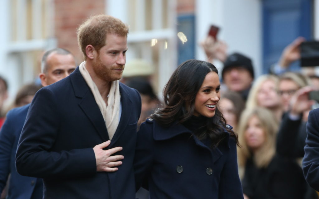 Prince Harry And Meghan Markle Will Spend Christmas Together At Sandringham Picture By Stephen Lock I Images