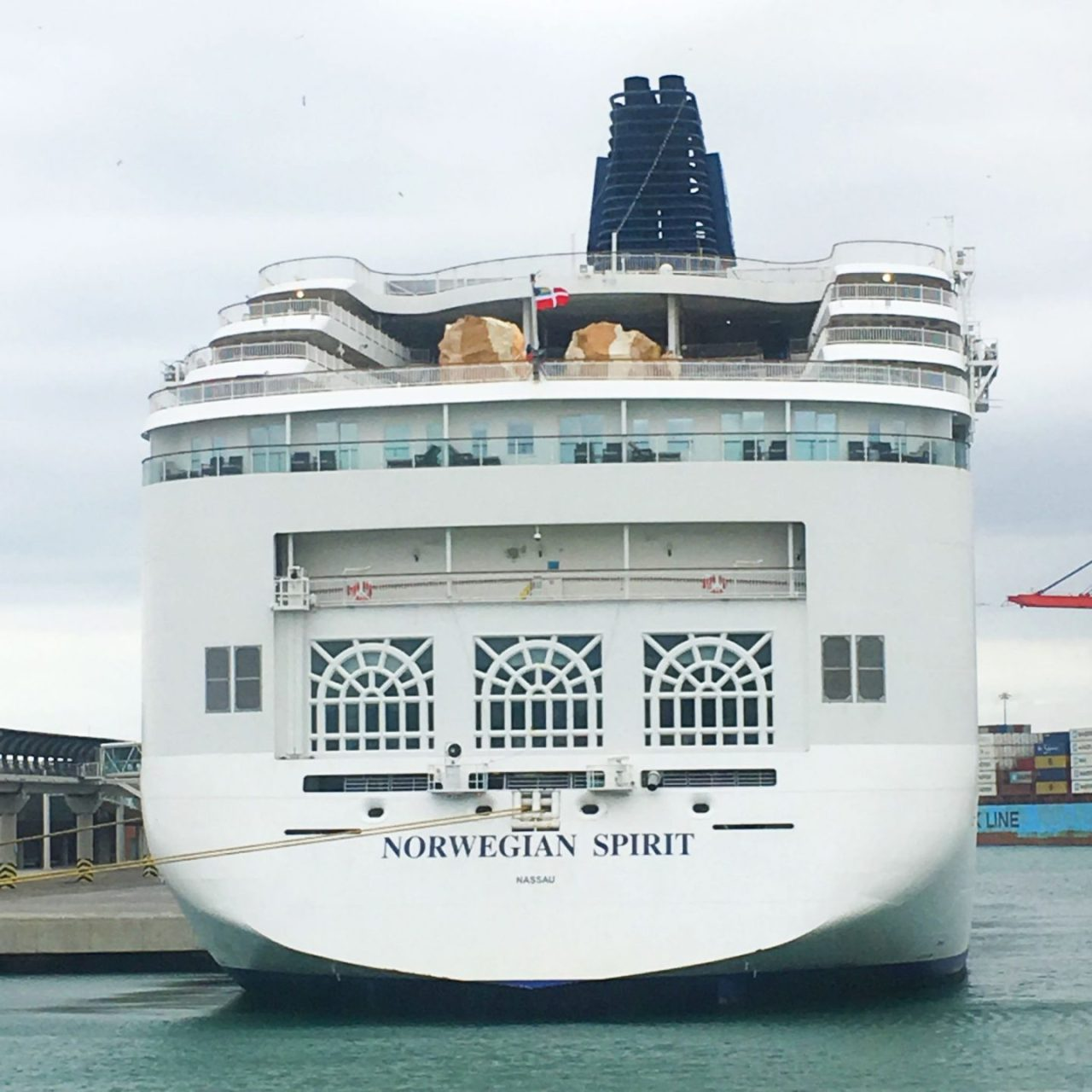 NCL Spirit Ship Review & Guide — The Crown Wings