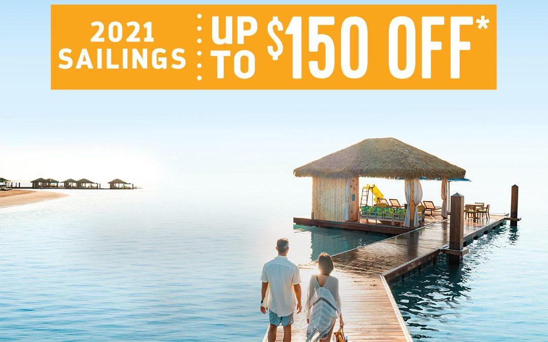 Royal Caribbean September Sale!