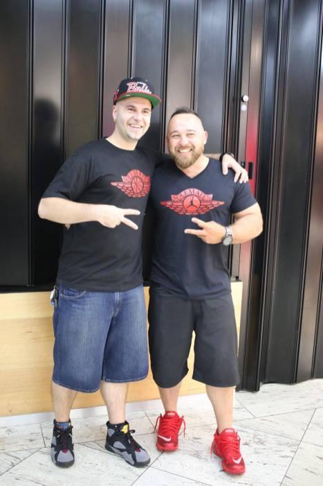 Adam Bolt and David Killen
