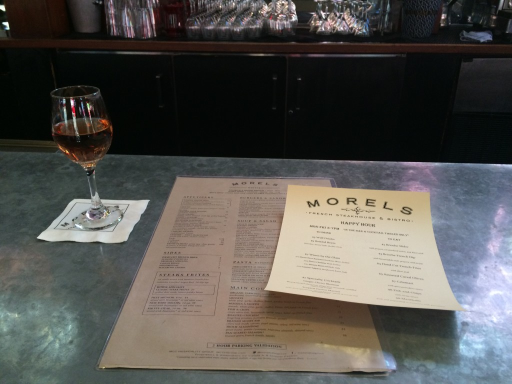 Morels The Grove LA Happy Hour