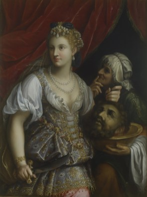 Fede Galizia Giuditta con la testa di Oloferne, 1601 Olio su tela, 123x92 cm cm Ministero per i Beni e le Attività Culturali e per il Turismo – Galleria Borghese