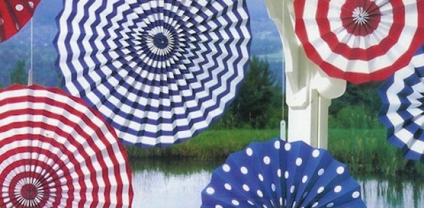 Memorial Day Fab: Help Usher In Summer With These Patriotic Party Ideas!