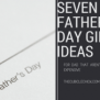 7 Father S Day Gift Ideas For Dad That Aren T Expensive