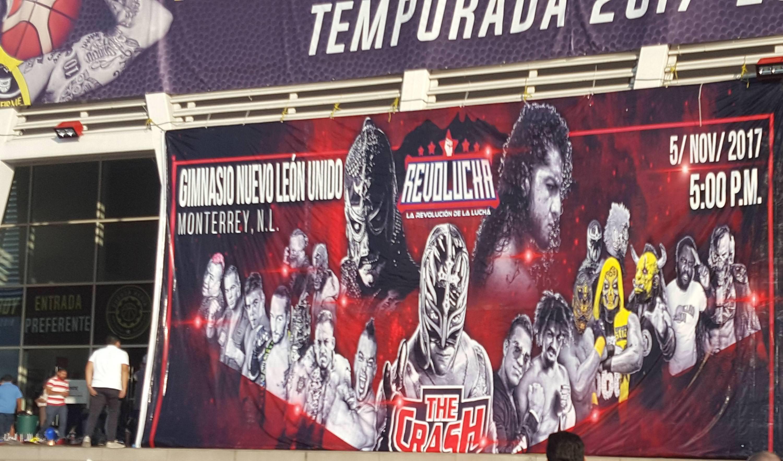 Shocker, AAA TV in Queretaro, CMLL week results, The Crash in MTY ...