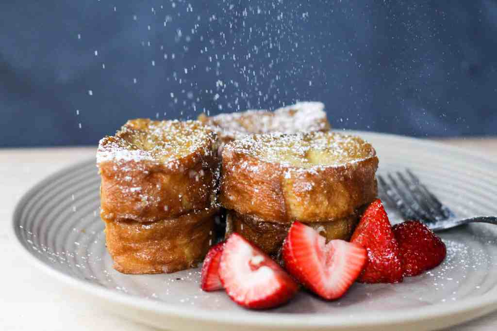 Creme Brulee French Toast - The Culinary Compass