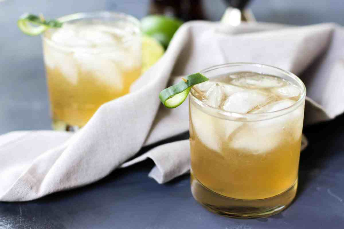 Cucumber Moscow Mule