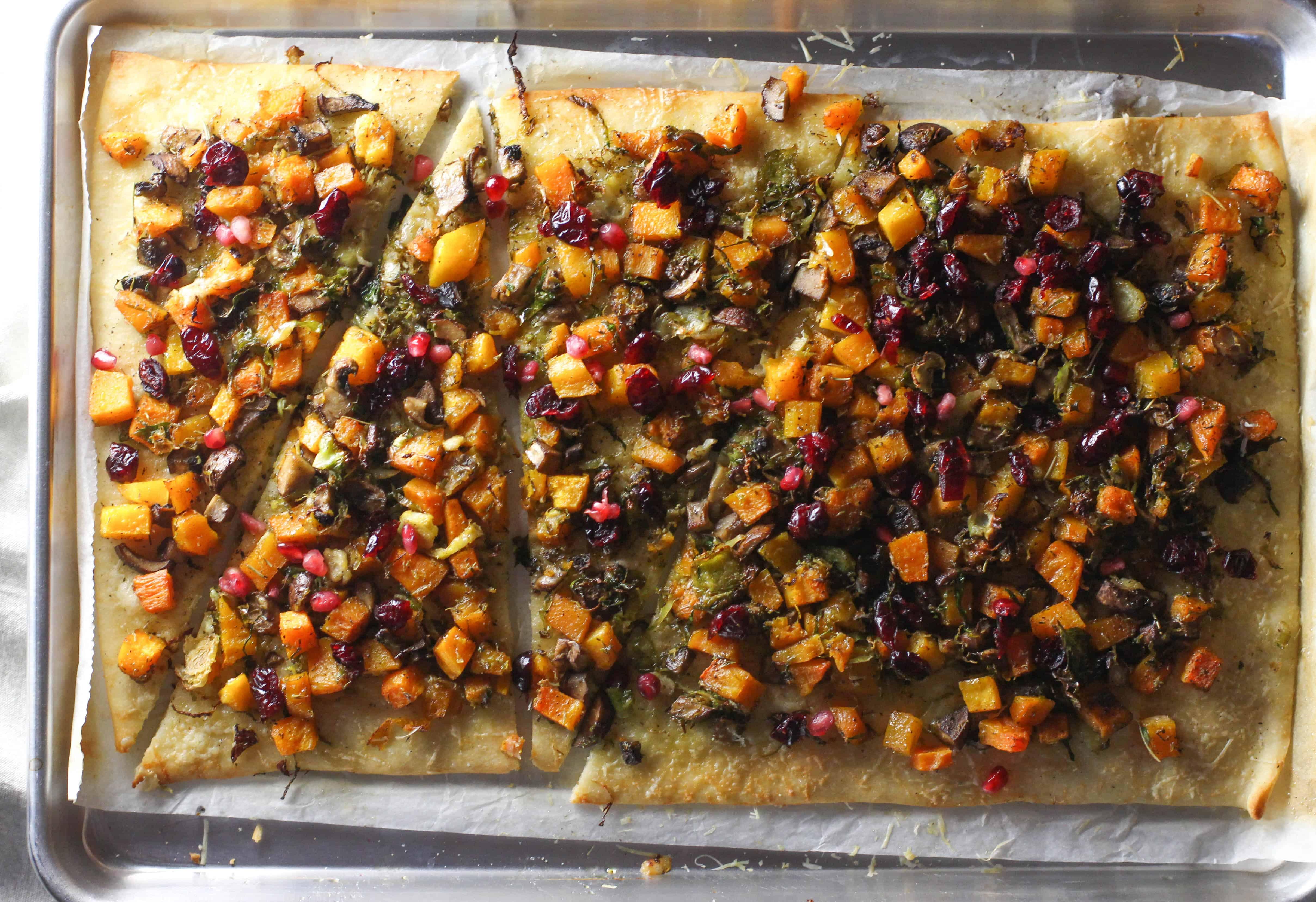 recipe: meatless pizza fondue [38]