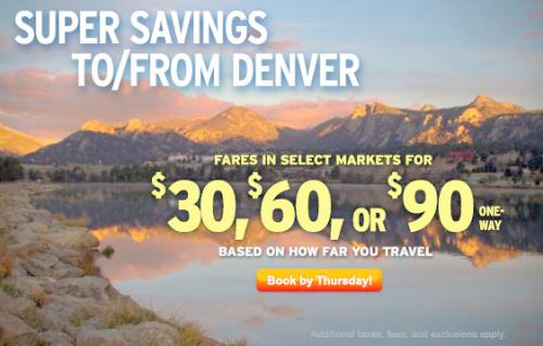 Southwest Denver Sale